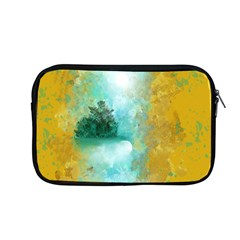 Turquoise River Apple Macbook Pro 13  Zipper Case by digitaldivadesigns