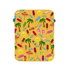 Beach Pattern Apple Ipad 2/3/4 Protective Soft Cases