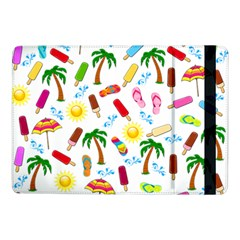 Beach Pattern Samsung Galaxy Tab Pro 10 1  Flip Case by Valentinaart