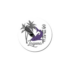 Surf   Laguna Golf Ball Marker (10 Pack)