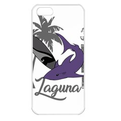 Surf   Laguna Apple Iphone 5 Seamless Case (white)