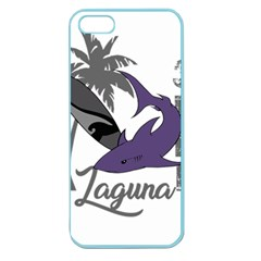 Surf   Laguna Apple Seamless Iphone 5 Case (color) by Valentinaart