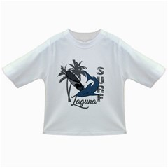 Surf   Laguna Infant/toddler T Shirts by Valentinaart