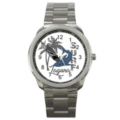 Surf   Laguna Sport Metal Watch by Valentinaart