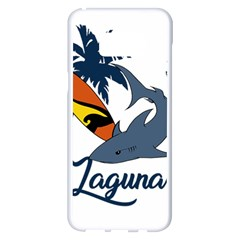Surf   Laguna Samsung Galaxy S8 Plus White Seamless Case