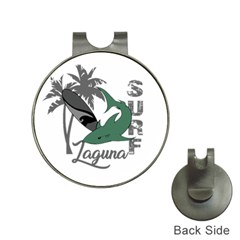 Surf - Laguna Hat Clips with Golf Markers