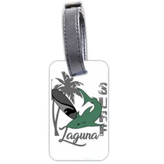 Surf - Laguna Luggage Tags (Two Sides)