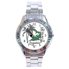Surf - Laguna Stainless Steel Analogue Watch