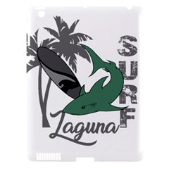 Surf - Laguna Apple iPad 3/4 Hardshell Case (Compatible with Smart Cover)