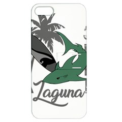 Surf - Laguna Apple iPhone 5 Hardshell Case with Stand