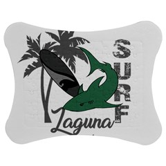 Surf - Laguna Jigsaw Puzzle Photo Stand (Bow)