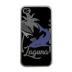 Surf   Laguna Apple Iphone 4 Case (clear)