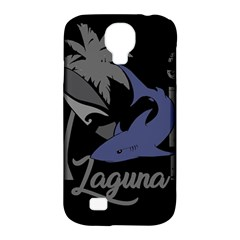 Surf   Laguna Samsung Galaxy S4 Classic Hardshell Case (pc+silicone)