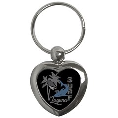 Surf   Laguna Key Chains (heart)