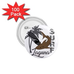 Surf   Laguna 1 75  Buttons (100 Pack)  by Valentinaart