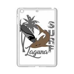 Surf   Laguna Ipad Mini 2 Enamel Coated Cases by Valentinaart