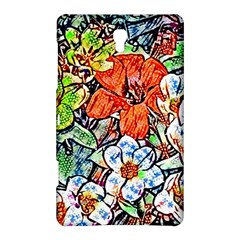 Hot Flowers 02 Samsung Galaxy Tab S (8 4 ) Hardshell Case  by MoreColorsinLife