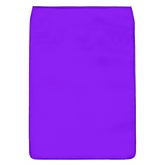 Neon Purple Solid Color  Flap Covers (l)  by SimplyColor