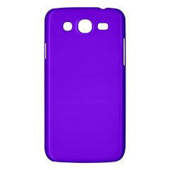 Neon Purple Solid Color  Samsung Galaxy Mega 5 8 I9152 Hardshell Case  by SimplyColor