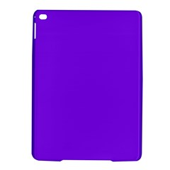 Neon Purple Solid Color  Ipad Air 2 Hardshell Cases by SimplyColor