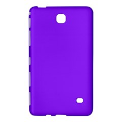 Neon Purple Solid Color  Samsung Galaxy Tab 4 (8 ) Hardshell Case  by SimplyColor
