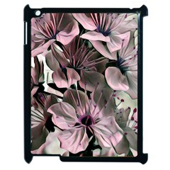 Wonderful Silky Flowers A Apple Ipad 2 Case (black) by MoreColorsinLife