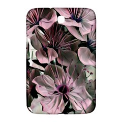 Wonderful Silky Flowers A Samsung Galaxy Note 8 0 N5100 Hardshell Case  by MoreColorsinLife