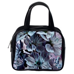 Wonderful Silky Flowers B Classic Handbags (one Side) by MoreColorsinLife