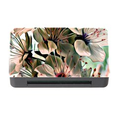 Wonderful Silky Flowers C Memory Card Reader With Cf by MoreColorsinLife