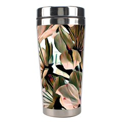 Wonderful Silky Flowers C Stainless Steel Travel Tumblers by MoreColorsinLife