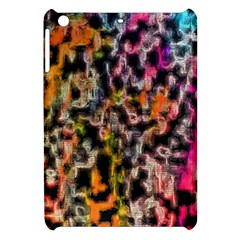 Colorful Texture               Apple Ipad Mini Flip Case by LalyLauraFLM