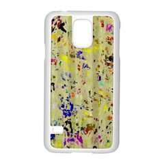 Paint Strokes On A Wood Background              Motorola Moto G (1st Generation) Hardshell Case by LalyLauraFLM