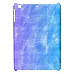 Blue Purple Watercolors               Apple Ipad Mini Flip Case by LalyLauraFLM