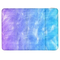 Blue Purple Watercolors               Htc One M7 Hardshell Case by LalyLauraFLM