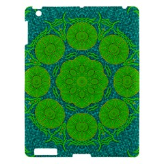 Summer And Festive Touch Of Peace And Fantasy Apple Ipad 3/4 Hardshell Case