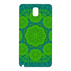 Summer And Festive Touch Of Peace And Fantasy Samsung Galaxy Note 3 N9005 Hardshell Back Case by pepitasart
