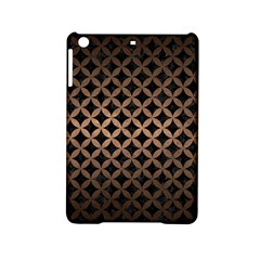 Circles3 Black Marble & Bronze Metal Apple Ipad Mini 2 Hardshell Case by trendistuff