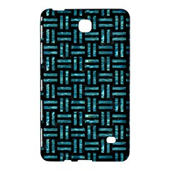 Woven1 Black Marble & Blue Green Water Samsung Galaxy Tab 4 (8 ) Hardshell Case  by trendistuff
