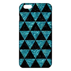 Triangle3 Black Marble & Blue Green Water Iphone 6 Plus/6s Plus Tpu Case by trendistuff