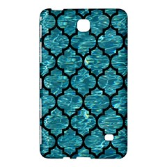 Tile1 Black Marble & Blue Green Water (r) Samsung Galaxy Tab 4 (7 ) Hardshell Case  by trendistuff