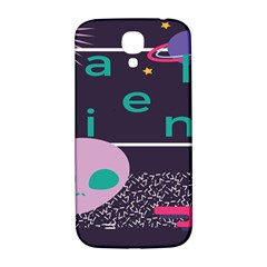 Behance Feelings Beauty Space Alien Star Galaxy Samsung Galaxy S4 I9500/i9505  Hardshell Back Case by Mariart