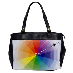 Colour Value Diagram Circle Round Office Handbags by Mariart