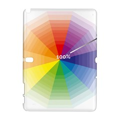 Colour Value Diagram Circle Round Galaxy Note 1 by Mariart