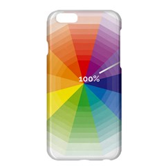 Colour Value Diagram Circle Round Apple Iphone 6 Plus/6s Plus Hardshell Case by Mariart