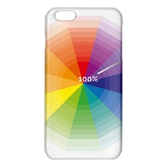 Colour Value Diagram Circle Round Iphone 6 Plus/6s Plus Tpu Case by Mariart