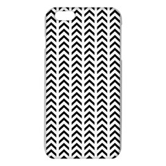 Chevron Triangle Black Iphone 6 Plus/6s Plus Tpu Case by Mariart