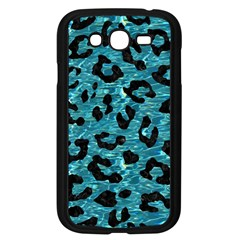 Skin5 Black Marble & Blue Green Water Samsung Galaxy Grand Duos I9082 Case (black) by trendistuff