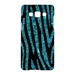 Skin4 Black Marble & Blue Green Water (r) Samsung Galaxy A5 Hardshell Case  by trendistuff