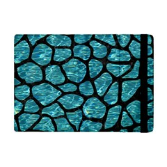 Skin1 Black Marble & Blue Green Water Apple Ipad Mini 2 Flip Case by trendistuff