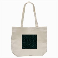 Hexagon1 Black Marble & Blue Green Water Tote Bag (cream) by trendistuff